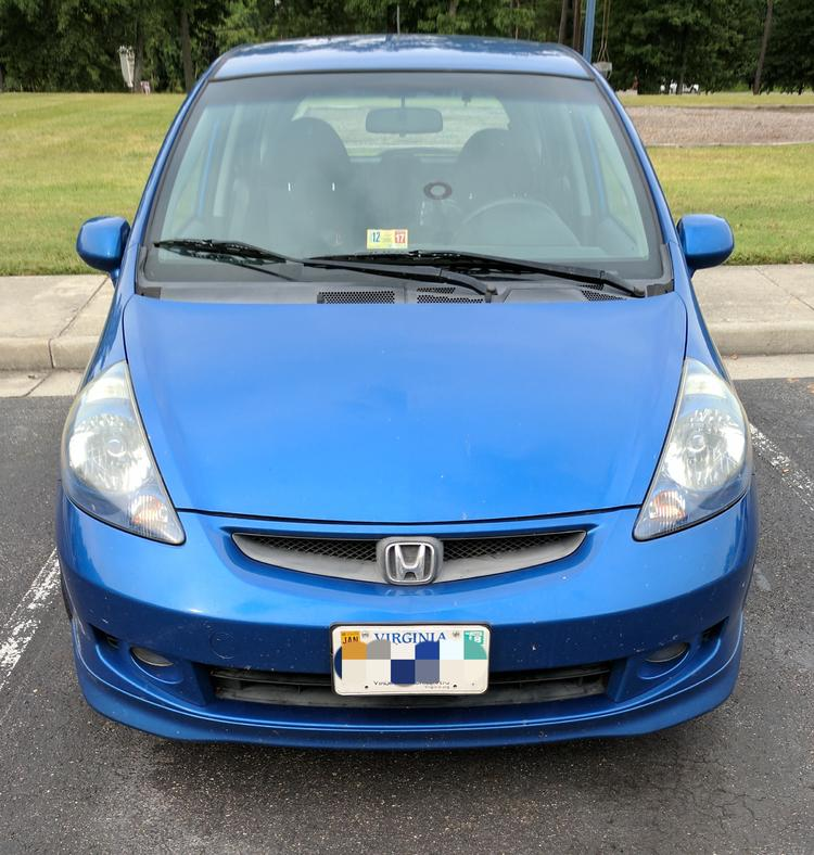 honda fit 2007 manual consumo