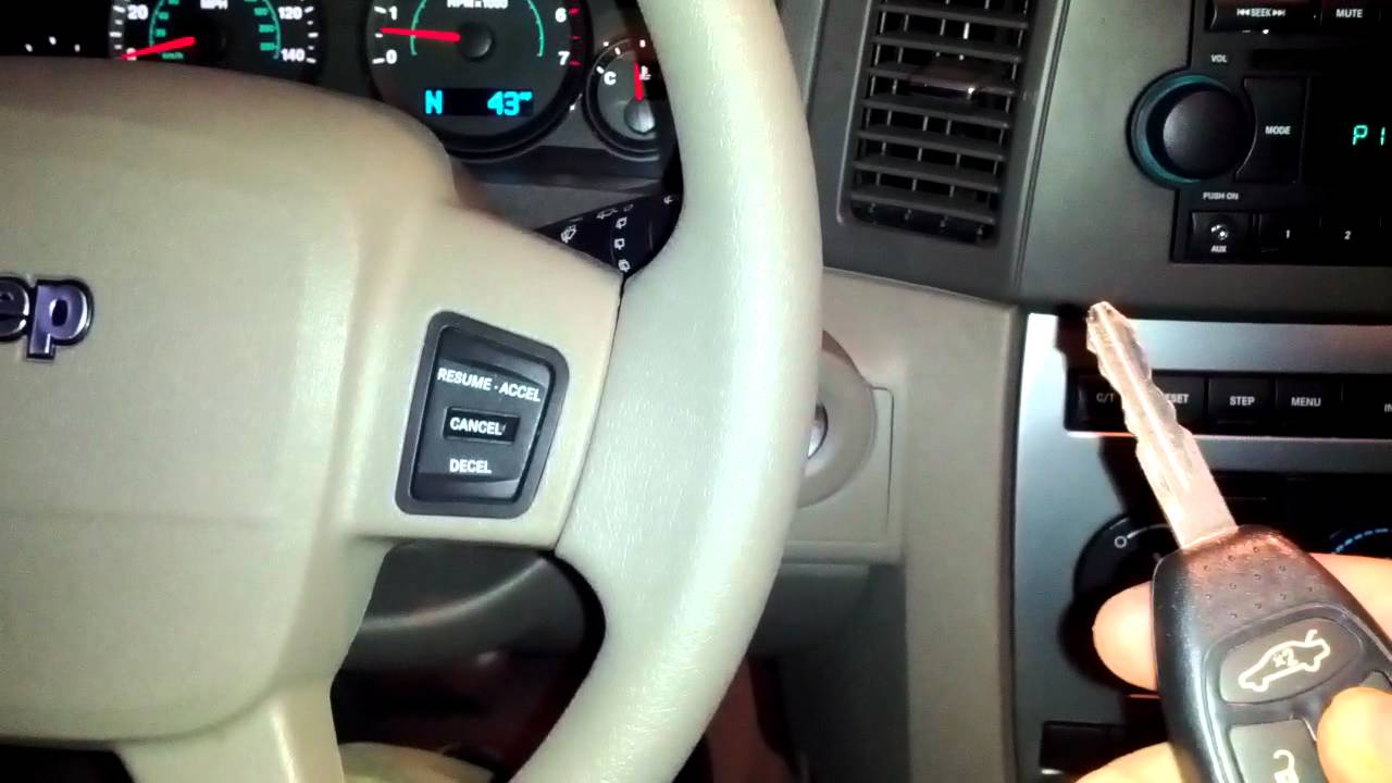 how to make a manual car key system to remote