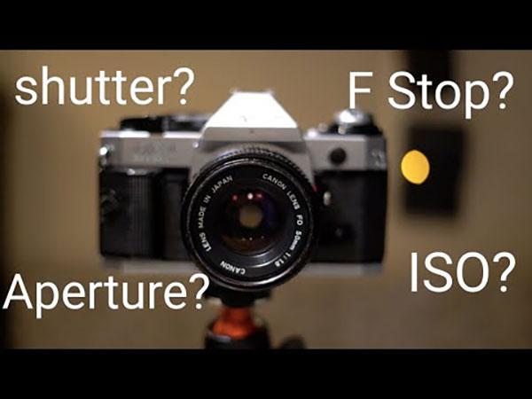 how to use manual camera
