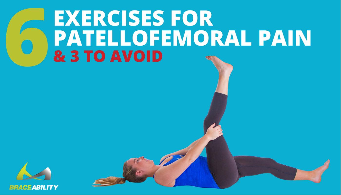 knee stretches pdf