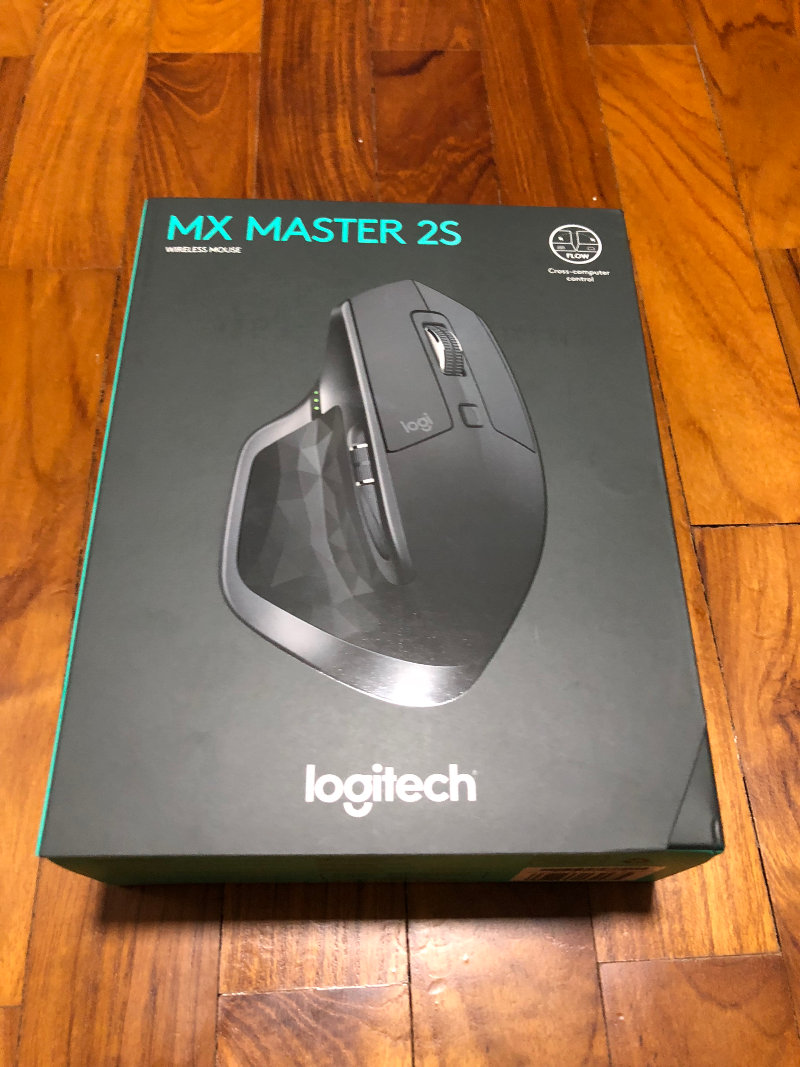 logitech mx master 2s manual pdf