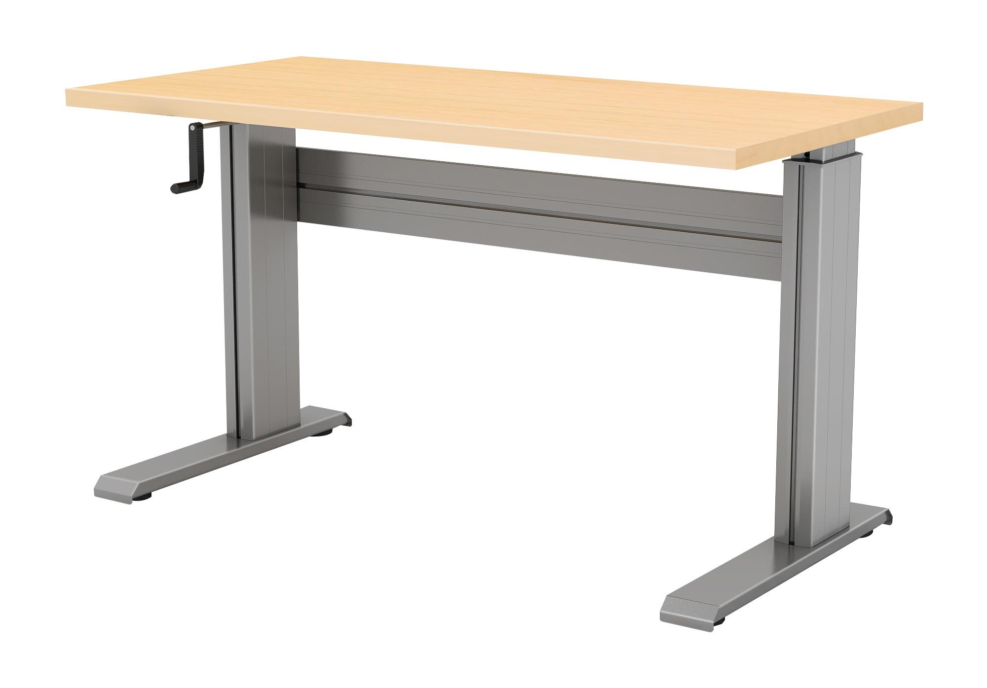 manual sit stand desk uk